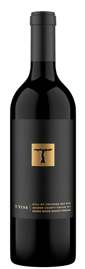 2017 Hill of Thunder Red Wine - Amador County