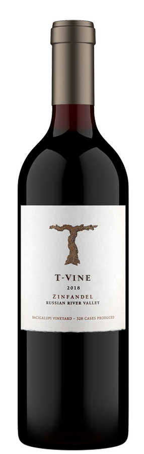 2018 Bacigalupi Zinfandel – Russian River Valley