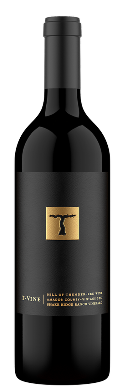 2017 Hill of Thunder Red Wine