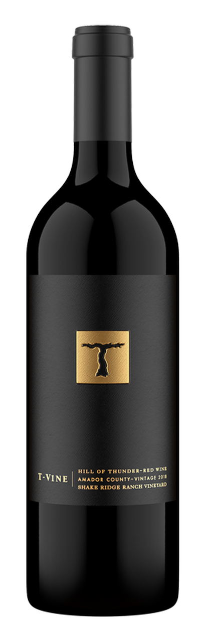 2018 Hill of Thunder Red Wine