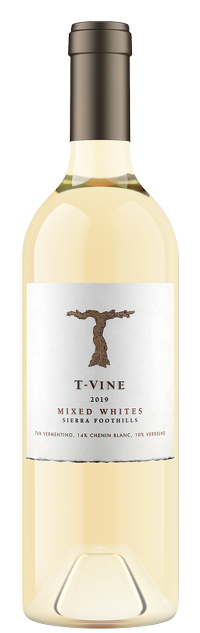 2019 Mixed Whites, Sierra Foothills